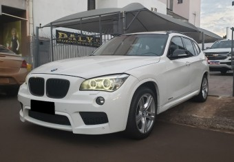 BMW X1 X1 XDRIVE 28i 2.0 Turbo 16V 4x4 Aut